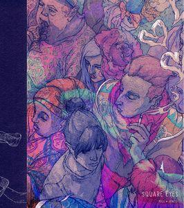 [Square Eyes (Hardcover) (Product Image)]