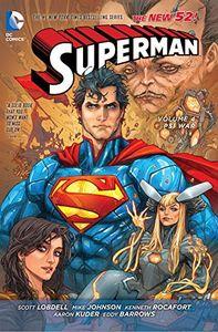 [Superman: Volume 4: Psi-War (N52) (Hardcover) (Product Image)]