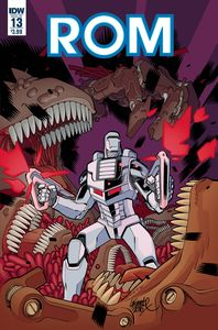 [Rom #13 (Cover A Lafuente) (Product Image)]