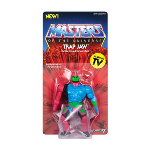 [Masters Of The Universe: Vintage Action Figure: Trap Jaw (Product Image)]
