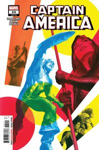 [Captain America #20 (Product Image)]