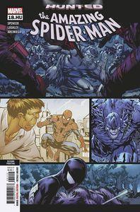[Amazing Spider-Man #18 (HU 2nd Printing Lashley Variant) (Product Image)]