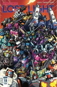 [Transformers Lost Light #18 (Cover B Milne) (Product Image)]