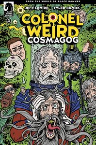 [Colonel Weird: Cosmagog #2 (Cover B Dorkin & Dyer) (Product Image)]