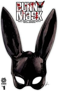 [Bunny Mask #1 (Cover B Mutti Bunny Mask) (Product Image)]