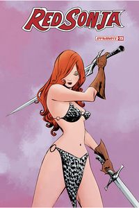 [Red Sonja #23 (Cover A Lee) (Product Image)]