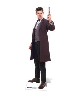 [Doctor Who: Standee: Eleventh Doctor with Screwdriver (Product Image)]