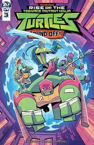 [Teenage Mutant Ninja Turtles: Rise Of Teenage Mutant Ninja Turtles: Sound Off #3 (Cover A Thomas) (Product Image)]