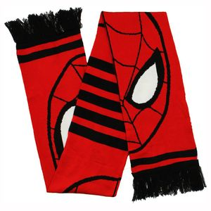[Spider-Man: Knitted Scarf (Product Image)]