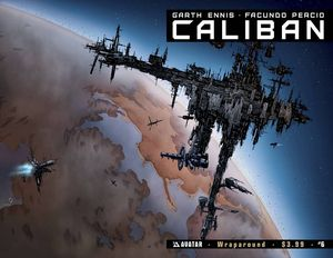 [Caliban #6 (Wrap Cover) (Product Image)]