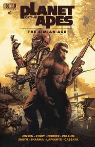 [Planet Of Apes: Simian Age #1 (Main) (Product Image)]