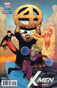 [X-Men: Red #7 (Marquez Return Of Fantastic Four Variant) (Product Image)]