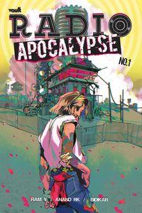 [Radio Apocalypse #1 (Cover A Radhakrishnan) (Product Image)]