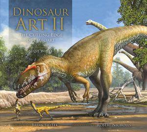 [Dinosaur Art: Volume 2 (Hardcover) (Product Image)]
