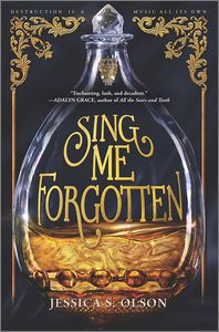 [Sing Me Forgotten (Hardcover Edition) (Product Image)]