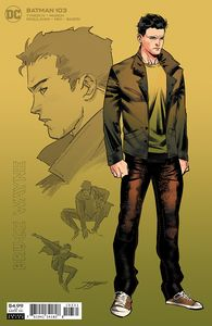 [Batman #103 (Jimenez Bruce Wayne Card Stock Variant) (Product Image)]