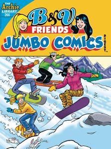 [B & V Friends: Jumbo Comics Digest #266 (Product Image)]