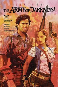 [Death To The Army Of Darkness #1 (Cover B Suydam) (Product Image)]