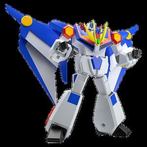 [Absolutely Invincible Raijin-Oh: Model Kit: Moderoid Bakuryu-Oh Mod Kit (Product Image)]