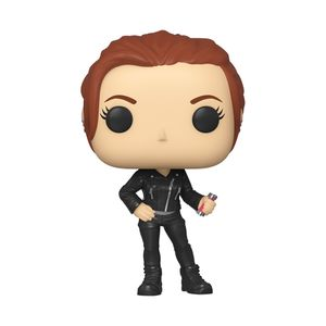 [Black Widow: Pop! Vinyl Figure: Black Widow (Street Clothes) (Product Image)]