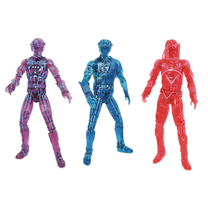 [Tron: Deluxe Action Figures: Tron, Sark & Flynn (Box Set) (SDCC 2021) (Product Image)]