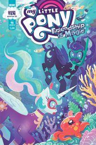 [My Little Pony: Friendship Is Magic #98 (Cover B Justasuta) (Product Image)]