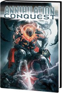 [Annihilation Conquest: Omnibus (Briclot Cover New Printing Hardcover) (Product Image)]