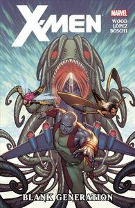 [X-Men: Blank Generation (Product Image)]