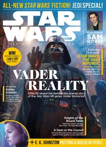 [Star Wars Insider #199 (Newsstand Edition) (Product Image)]
