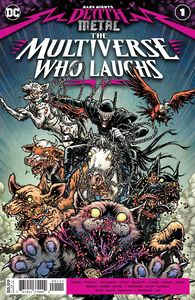 [Dark Nights: Death Metal: The Multiverse Who Laughs #1 (Product Image)]