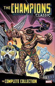 [Champions Classic: The Complete Collection (Product Image)]