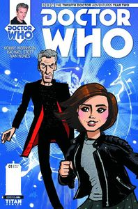 [Doctor Who: 12th: Year 2 #1 (Jake Variant) (Product Image)]
