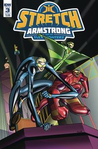 [Stretch Armstrong & Flex Fighters #3 (Cover A Amancio) (Product Image)]