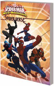[Marvel Universe: Ultimate Spider-Man: Spider-Verse Digest (Product Image)]