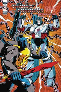 [Transformers: 84 Secrets & Lies #4 (Cover B Coller) (Product Image)]
