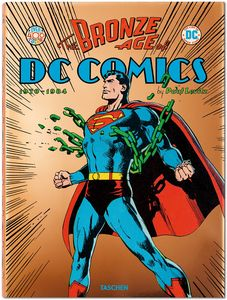 [Bronze Age Of DC Comics (Hardcover) (Product Image)]