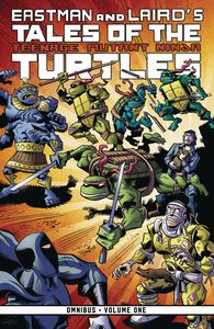 [Tales Of The Teenage Mutant Ninja Turtles: Omnibus: Volume 1 (Product Image)]