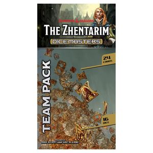 [Dungeons & Dragons: Dice Masters: The Zhentarim Team Pack (Product Image)]