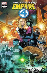 [Empyre: Fantastic Four #0 (Silva Variant) (Product Image)]