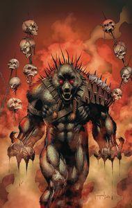 [Van Helsing Vs League Monsters #4 (Cover D Metcalf) (Product Image)]
