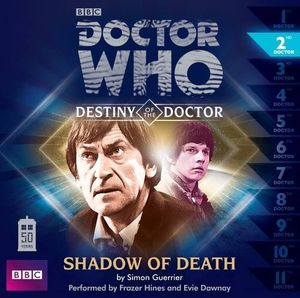 [Doctor Who: Destiny Of The Doctor 2: Shadow Of Death CD (Product Image)]