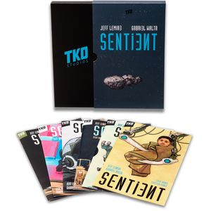 [Sentient (Collector's Box Set) (Product Image)]