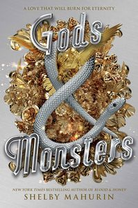 [Serpent & Dove: Book 3: Gods & Monsters (Hardcover) (Product Image)]