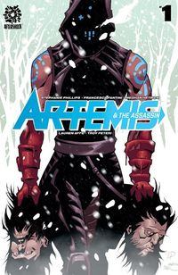 [The cover for Artemis & Assassin #1 (Cover A Hester)]