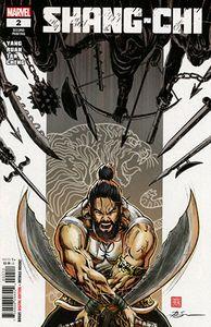 [Shang-Chi #2 (2nd Printing Variant) (Product Image)]
