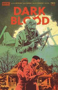 [Dark Blood #2 (Cover A De Landro) (Product Image)]