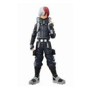 [My Hero Academia: Ichibansho Movie World Heroes Mission Statue: Shoto Todoroki (Product Image)]