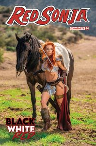 [Red Sonja: Black White Red #4 (Cover D Cosplay) (Product Image)]