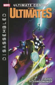 [Ultimate Comics: Ultimates: Disassembled (Product Image)]