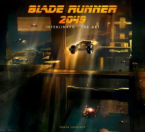 [Blade Runner 2049: Interlinked: The Art (Hardcover) (Product Image)]